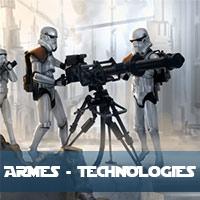 Armes et technologies