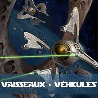 vaisseaux et véhicules