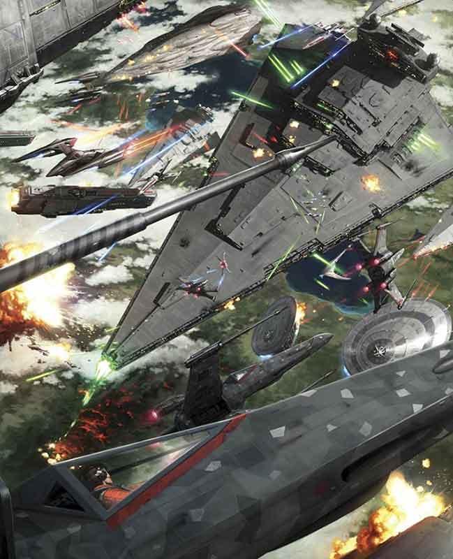 affrontements décisifs de la Seconde Guerre Civile Galactique, où plusieurs croiseurs bothans participèrent aux combats