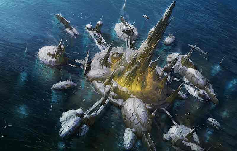 corail city