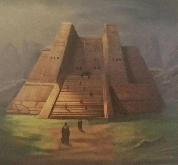 Représentation de l'Œil d'Ashlanae