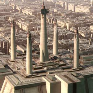 Temple Jedi de Coruscant