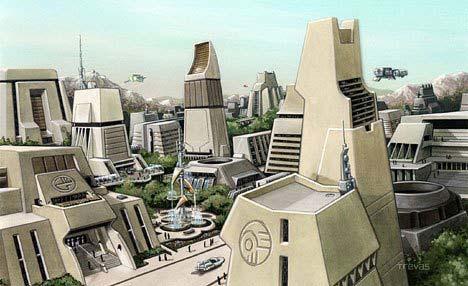 exemple d'une ville bothane