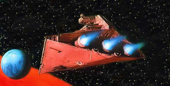 L'Aventurier Errant, un vaisseau à la carrière incroyablement longue