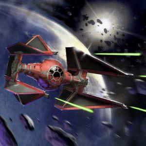 Intercepteur TIE (Garde Impériale)
